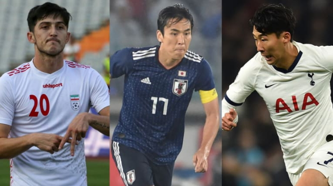 Son Heung-min, Lee Kang-in, and Jung Jung-yong were nominated for the 2019 Asian Football Federation (AFC) Awards.